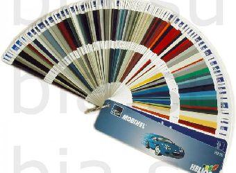 Каталоги кольорів