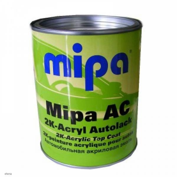 MIPA Автоемаль акрілова Гранат 180 1 л