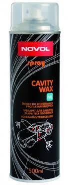 NOVOL 34012 CAVITY WAX Препарат для захисту закритих профілей 0,5 л (аерозоль)
