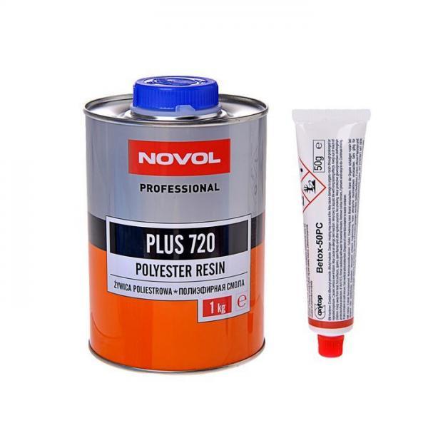 NOVOL 36112 PLUS 720  Поліефірна смола 1 кг