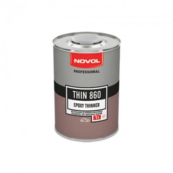 NOVOL 32172 THIN 860 Розріджувач для епоксидного грунта, 1 л