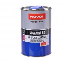 NOVOL 38043 Безкольоровий акріловый лак HS 2+1 Novakryl  1,0 л