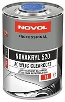 NOVOL 90031 Лак безкольоровий 520 (2+1 VHS) Novakryl 1 л