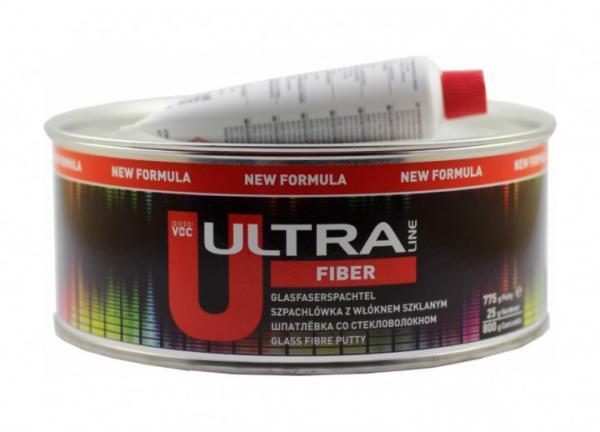NOVOL ULTRA LINE 99122 Шпатлевка FIBER 0,8 кг