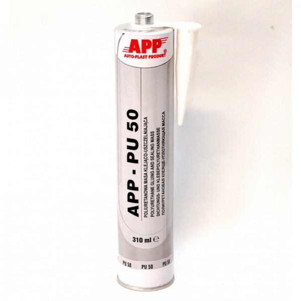 APP 040301 Герметик в гильзе белый 310 мл