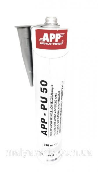 APP 040302 Герметик в гильзе серый 310 мл