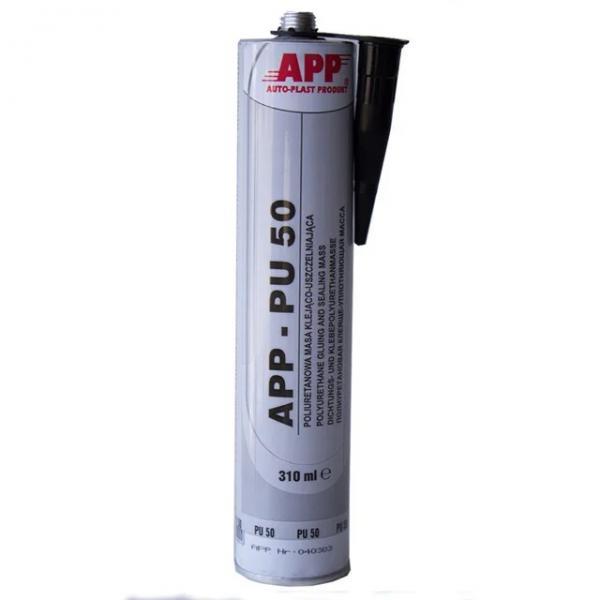 APP 040303 Герметик в гильзе черный 310 мл