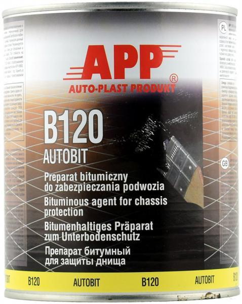 APP 050802 Мастіка (засіб для захисту шассі) 2,5 кг