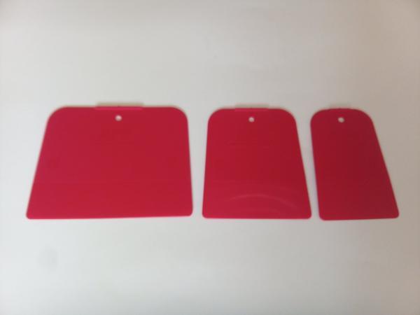 APP 250305 Шпателя пластмассовые комплект 3 шт