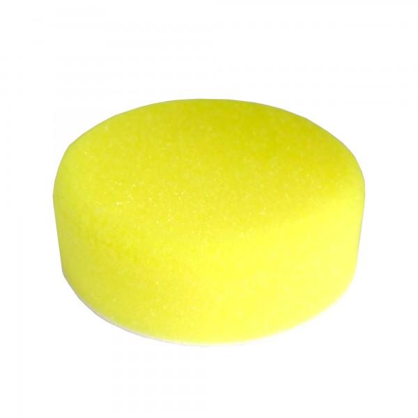 06342 Круг полировальный желтый D80*25 мм