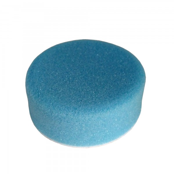 06577 Круг полировальный голубой D80*25 мм
