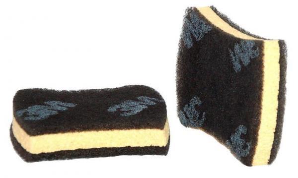 3М Губки ультратонкие (серые)