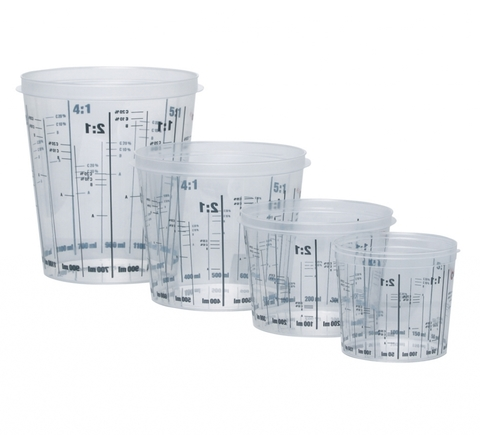 48620 CHAMELEON Мерный стакан с крышкой 750 мл