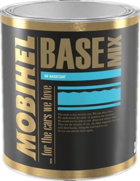 MIX Синий тонер 122 1 кг